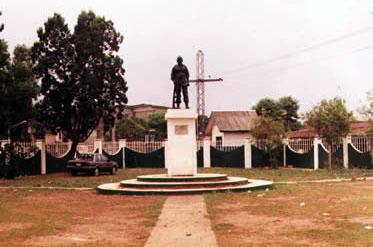 Uyo Cenotaph