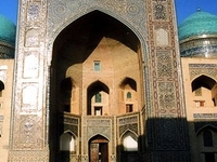 07 Days Tashkent Samarkand Bukhara Tour