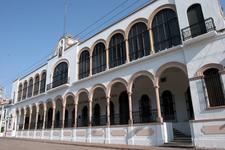 Central Building Of Autonomous University