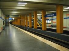Nordfriedhof Station
