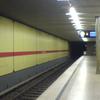 Untersbergstraße Station