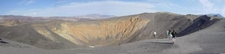Ubehebe Crater - Panoramic View