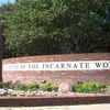 UIW Campus Sign