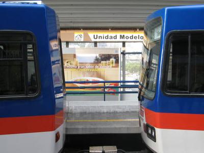 Unidad  Modelo  Station