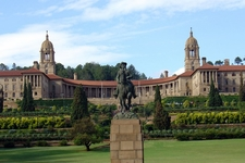 The Union Buildings Viewed From The Gardens