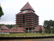 Universitas Indonesias Main Building