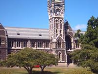 University of Otago Registry Building