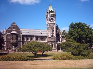 University Of Otago Clock Tower