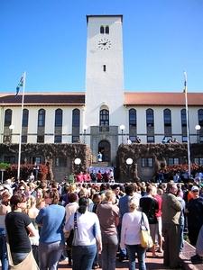 The Sir Herbert Baker Clock Tower