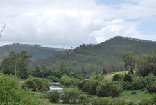 Upper Brisbane River Linville