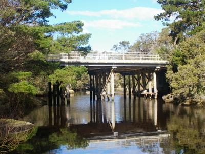 Upper King River Bridge