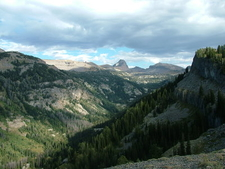 Upper Teton Canyon