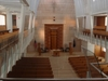 Interior Of Naval Academy Jewish Chapel