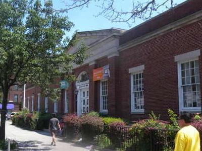 Jackson Heights Station Post Office