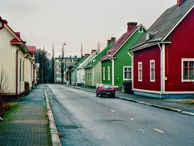 Vaasa Street View - Finland