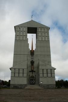 Church In Vadso