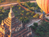 8 Days Yangon To Mandalay