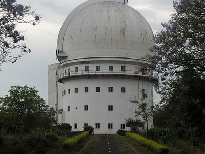 Vainu Bappu Observatory Thiruvannamalai