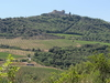 Val D'orcia Vicino San Quirico D'orcia Castello