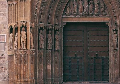 Valencia Cathedral. Valencia