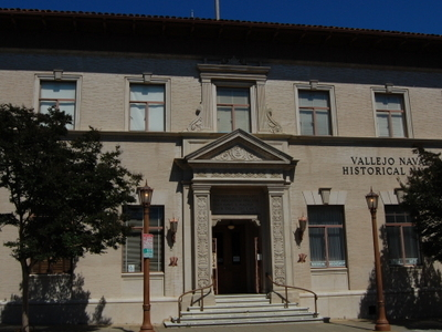 Vallejo City Hall And County Building