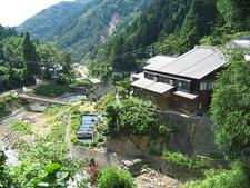 The Valley Base At Jigokudani