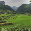 Valley In Southeast Hunan
