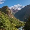 Valley @ Phakding - Sagarmatha National Park