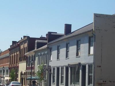 Valley Street Scottsvillevirginia