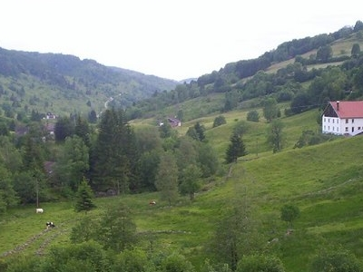 Chajoux Valley