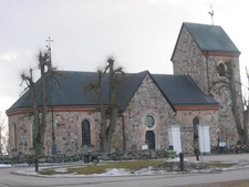 Vallentuna Church