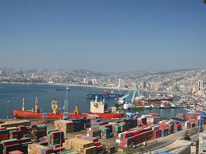 Santiago Transfer: Santiago Hotels to Valparaiso Cruise Port Photos