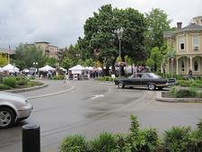 Vancouver WA - Farmer's Market - Esther Short Park