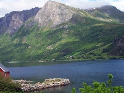 Vanylvsfjord From Eidsaa