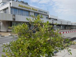 El aeropuerto de Varna