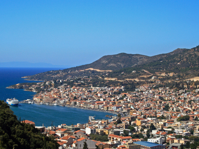 Vathy Capital Of Samos