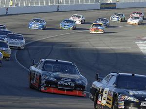 Las Vegas Race Car Driving - Richard Petty Rookie Experience Photos