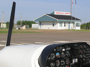 Vegreville Aeropuerto
