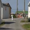 Fishing Village Of Veiholmen