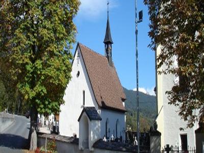 Veits Chapel Tarrenz Austria