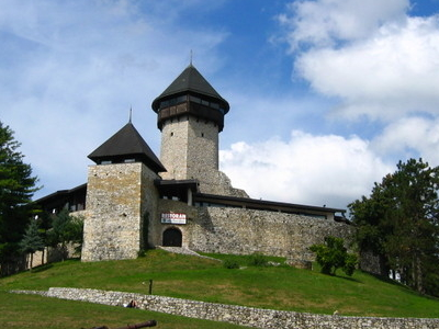 Castle In Velika Kladusa