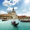 Venice Grand Canal & Santa Maria Basilica