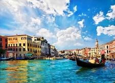 Venice - Grand Canale From Rialto Bridge