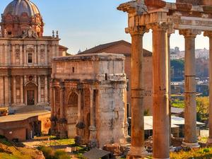 Rome Day Tour Photos