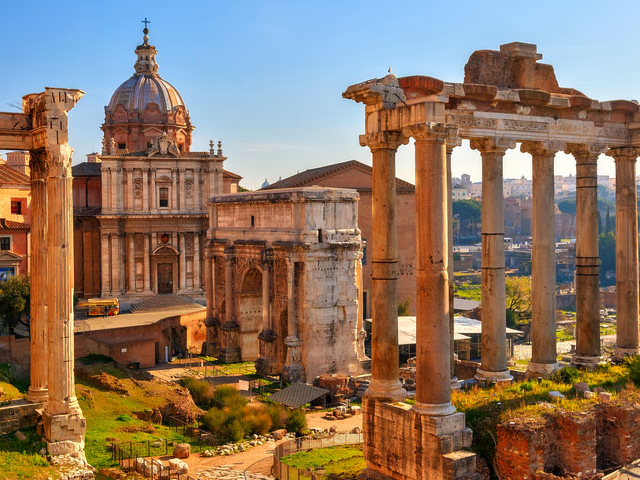 Rome Private City Tour (3hrs) with a Driver-Guide Photos