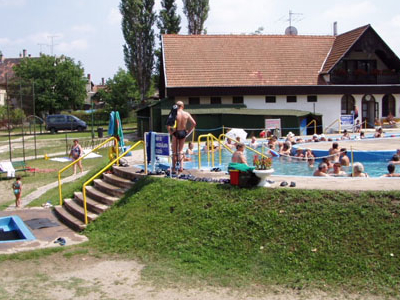 Veresegyház Thermal Bath - Hungary