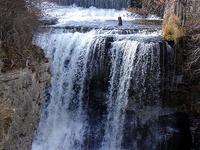 Vermillion río