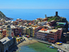 Vernazza Town View