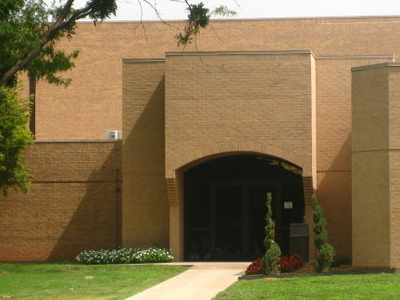 Vernon  College  Administration  Building
