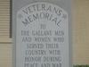 Veterans  Memorial At  Bienville  Parish  Courthouse